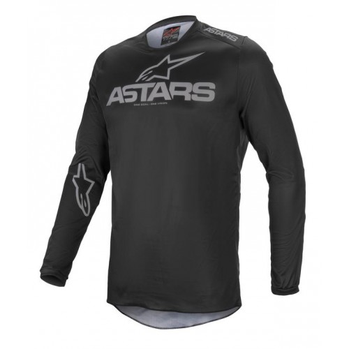 Alpinestars Men's Fluid Graphite Jersey
