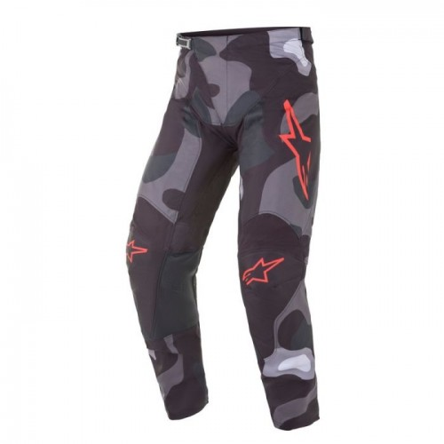 Alpinestars Men's Racer Tactical Pants Camo Red