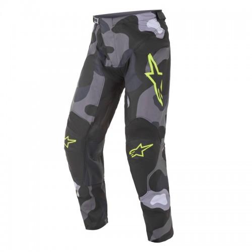 Alpinestars Men's Racer Tactical Pants Camo Yellow