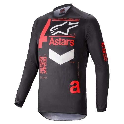 Alpinestars Men's Fluid Chaser Jersey Red