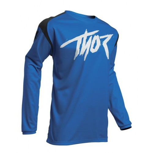 THOR Youth S20Y Sector Link Jersey Blue