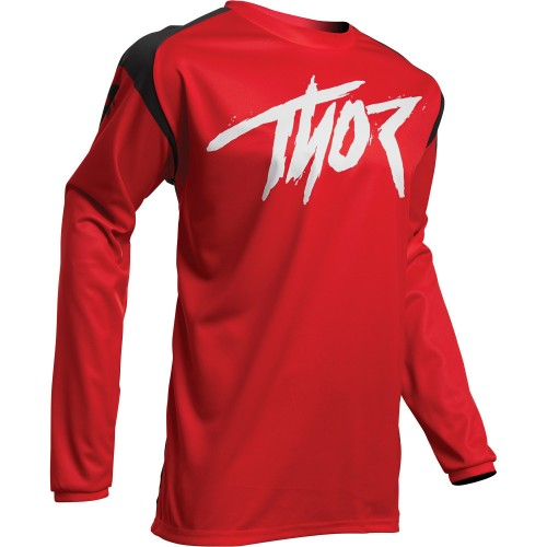 THOR Youth S20Y Sector Jersey Red