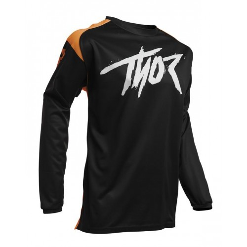 THOR Youth S20Y Sector Link Jersey Orange