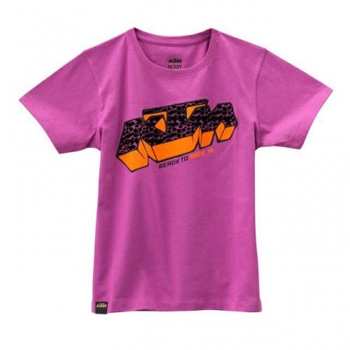 KTM Kids Racegirl Tee