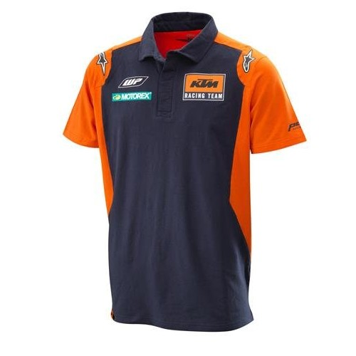 KTM Mens Replica Team Polo