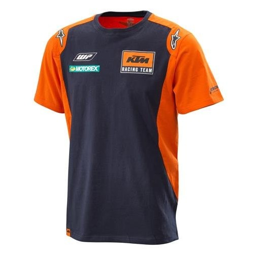KTM Mens Replica Team Tee