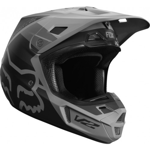 FOX Adult V2 Murc Helmet Black 2019