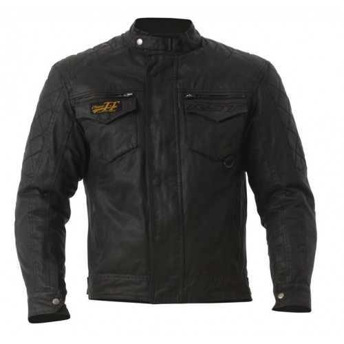 RST Men's IOM Short Wax Cotton Jacket